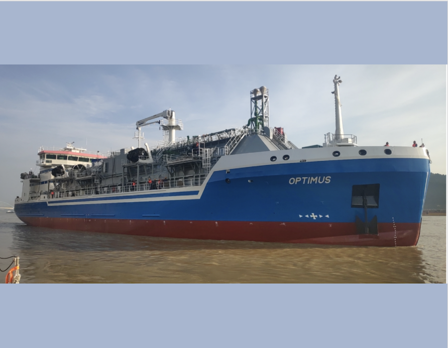 Elenger Marine joins SGMF to promote LNG bunkering services in eastern Baltic Sea