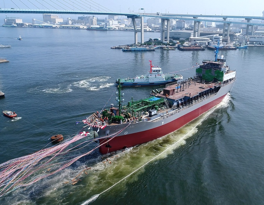 Petronas partners Sumitomo Corp to market LNG bunkering in Malaysia & Tokyo Bay