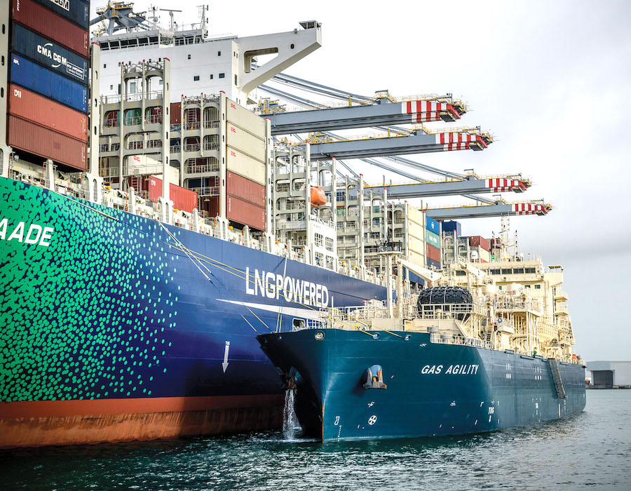 SEA\LNG: Choose LNG today to make tomorrow's climate challenge easier
