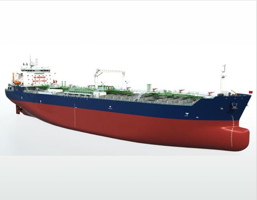 RINA & Shanghai Merchant Ship Design to develop ammonia/methanol powered tanker