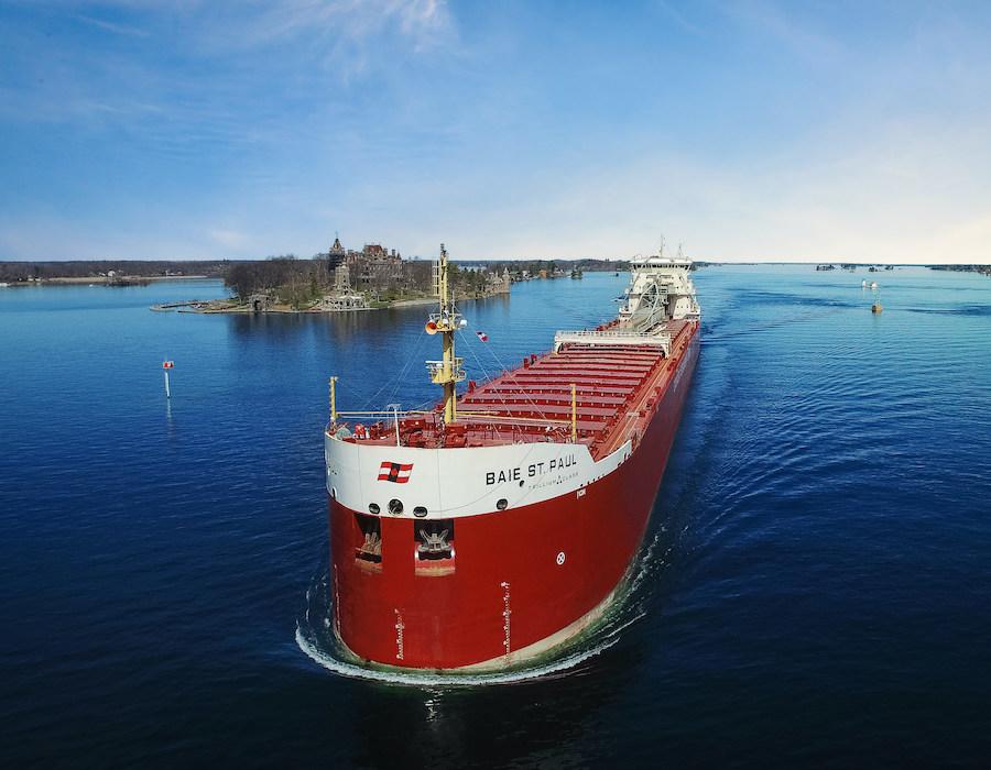 Canada Steamship Lines to test second gen biodiesel bunker fuel on 50% of fleet