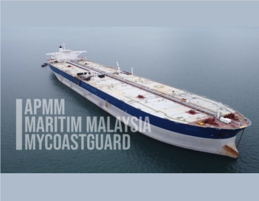 Malaysia: MMEA Melaka detains Tanzania flagged VLCC for sailing without insurance