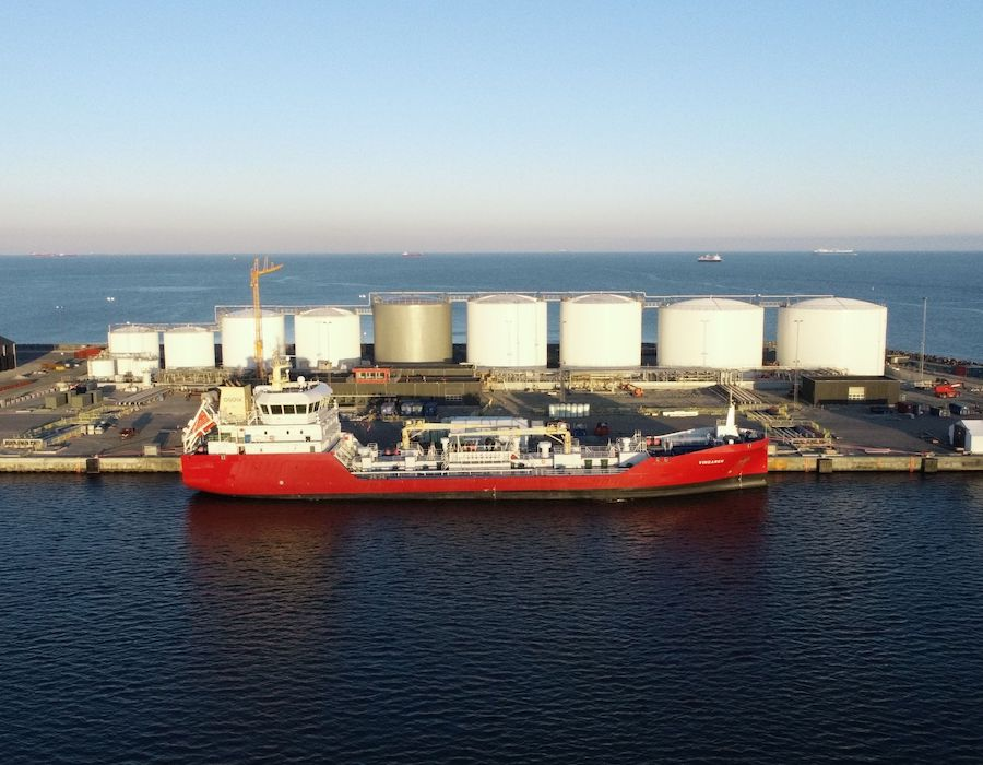 Stena Oil expands bunker barge fleet to support business operations in Northern Europe
