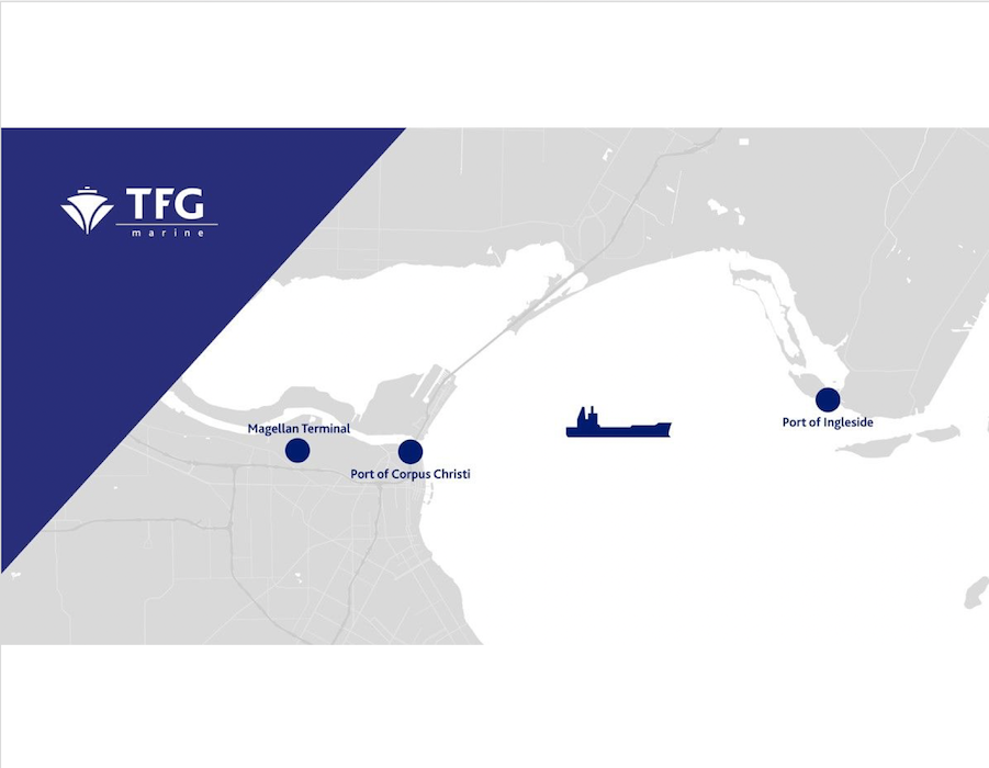 TFG marine expands US Gulf Coast bunker supply operations with additional bunker barge