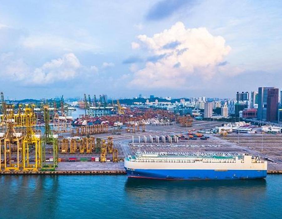 Singapore: MPA grants third LNG bunker supplier license to Total Marine Fuels