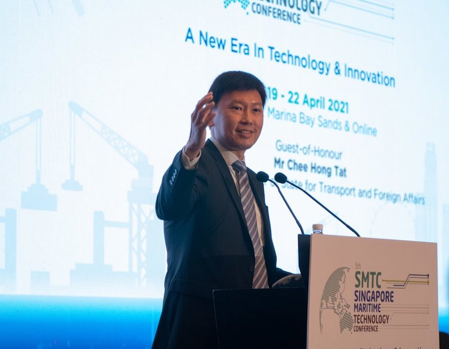 SMW 2021:  MPA unveils programs to step up Maritime Innovation in Singapore