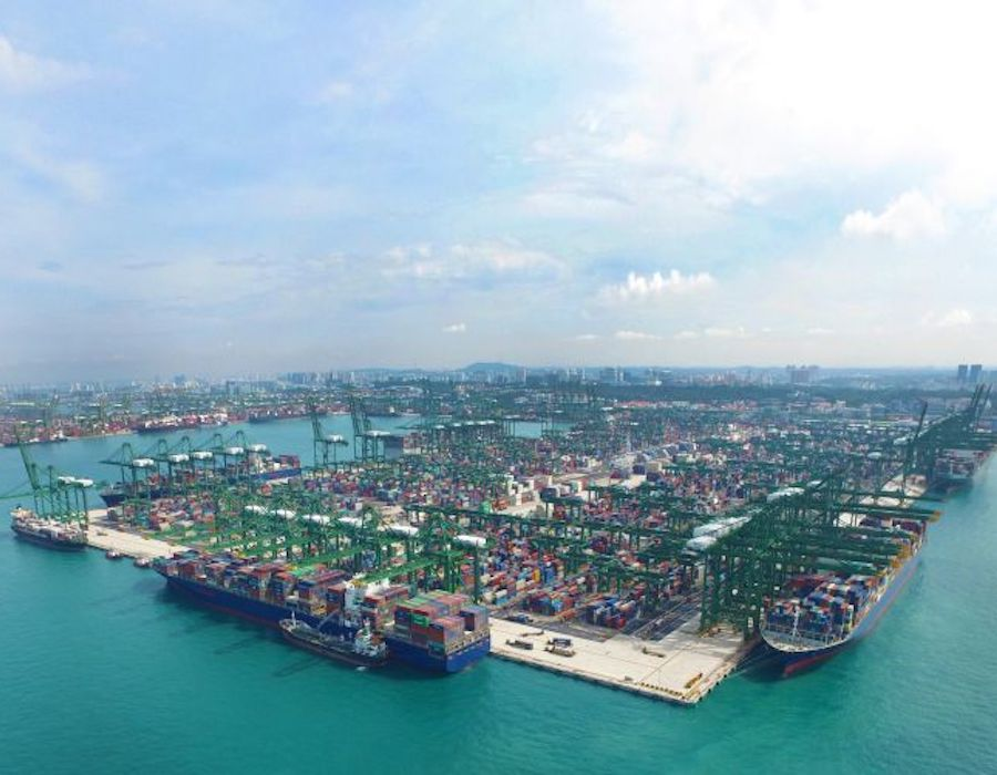 Singapore: MPA to revise port due rates from January 2022 over two phases