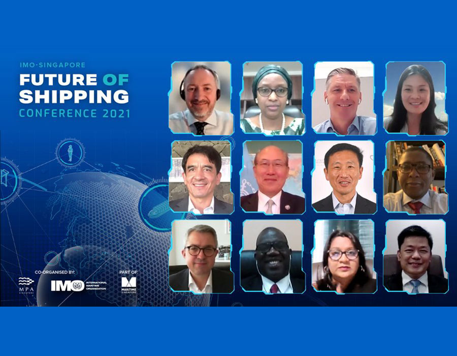 Singapore: Future of Shipping Conference reiterates 'hands-on-deck' approach for decarbonisation