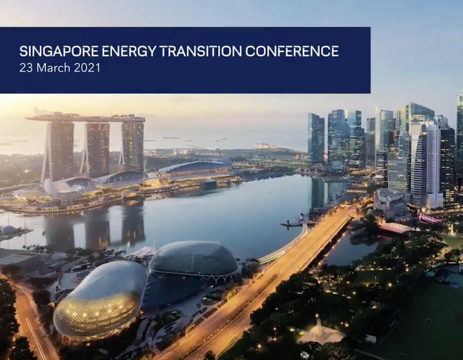 DNV: SG conference highlights South East Asia's unique position in the energy transition