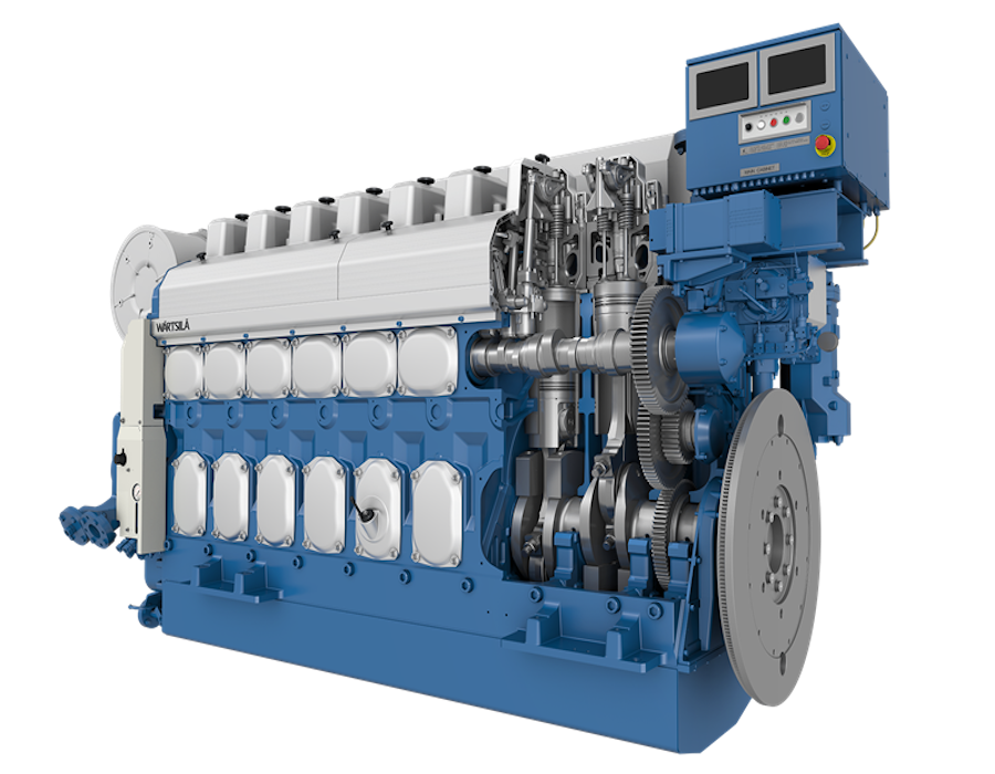 Wärtsilä rolls out engine & abatement package to comply with China's emission standard