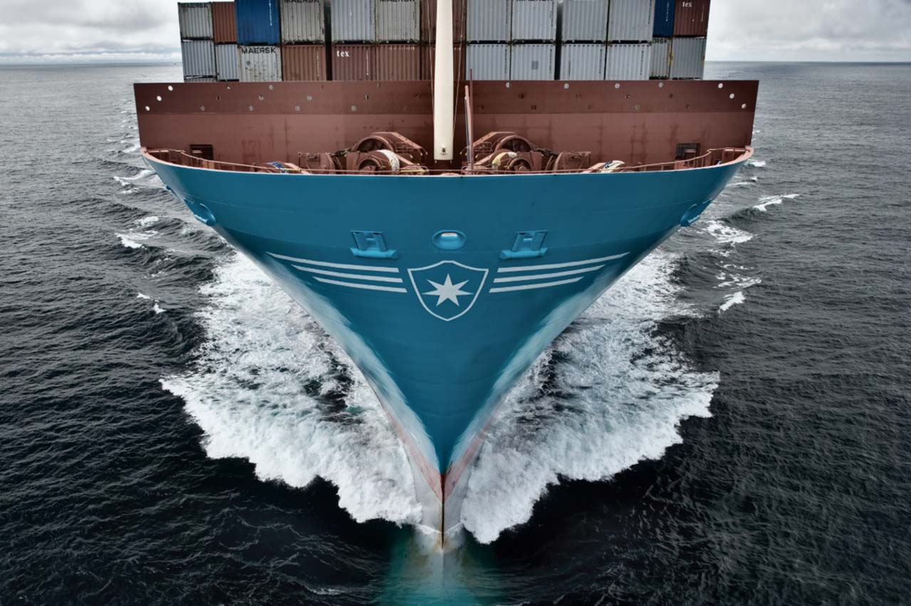 Maersk bunker costs down 22%, fuel consumption up 8.3% on year in Q1 2021
