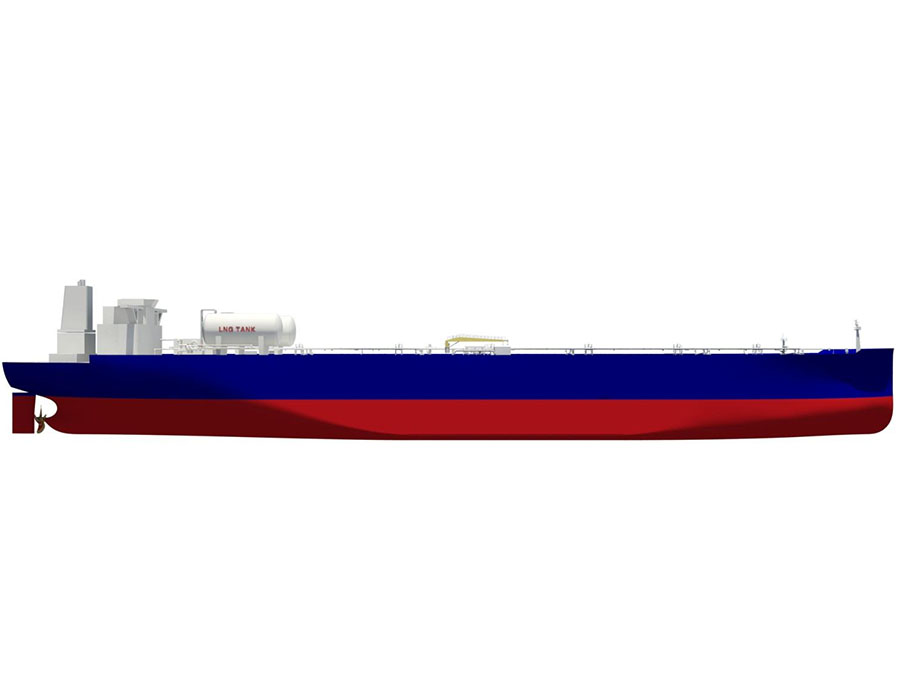 China: LGM Engineering to supply LNG fuel gas supply systems for eight 119,000 dwt tankers