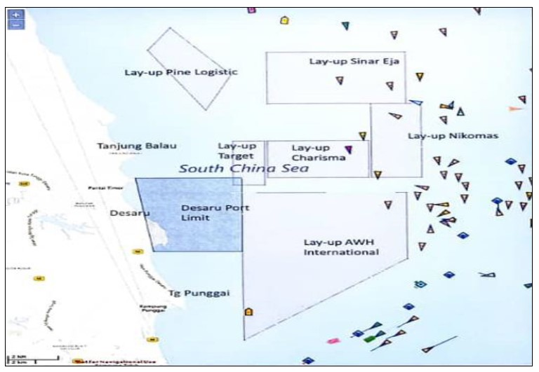 Malaysia: MARDEP, MMEA clarify vessel lay-up/anchorage areas in MASA dialogue