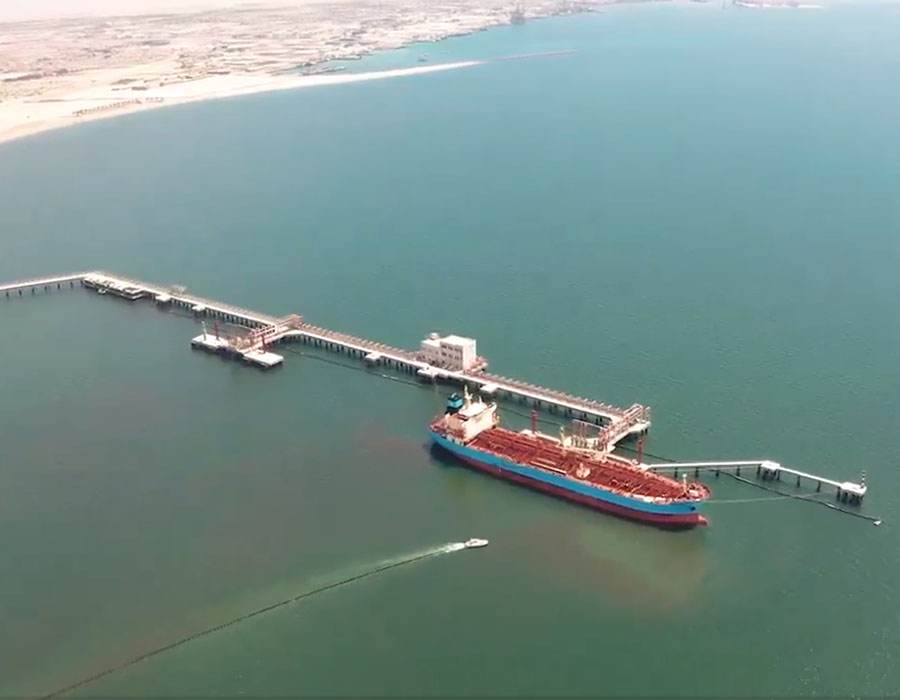 Monjasa chartered tanker completes first VLSFO delivery to new Namcor storage tanks