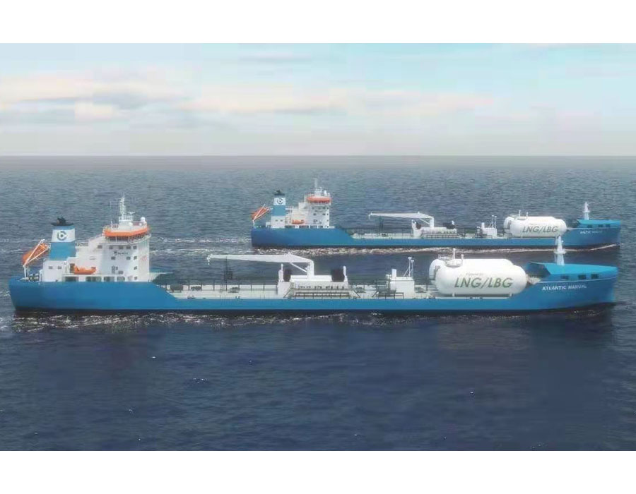 China: Gloryholder to supply LNG/LBG fuel gas supply system for bitumen tankers