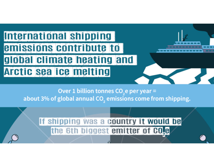Clean Arctic Alliance: International shipping body drops the ball on Arctic climate crisis