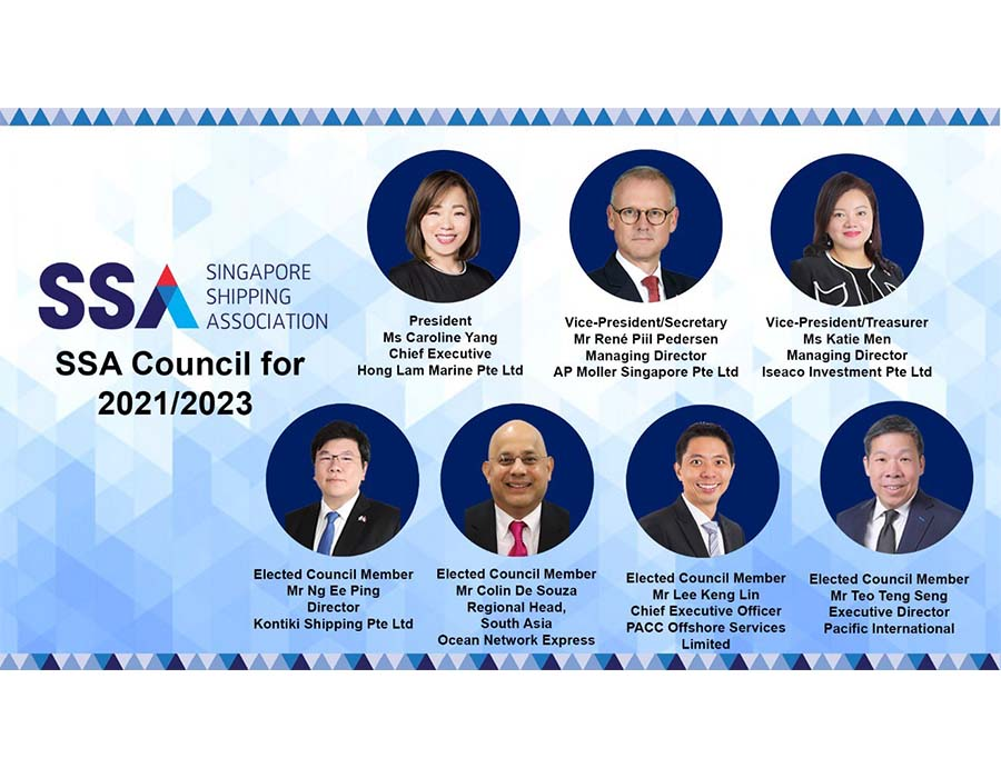 Singapore: SSA members elect 2021/2023 council, Caroline Yang returns as President