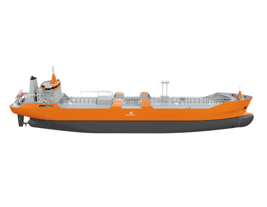 LNG bunker tankers to utilise Wärtsilä LNG cargo handling and fuel systems