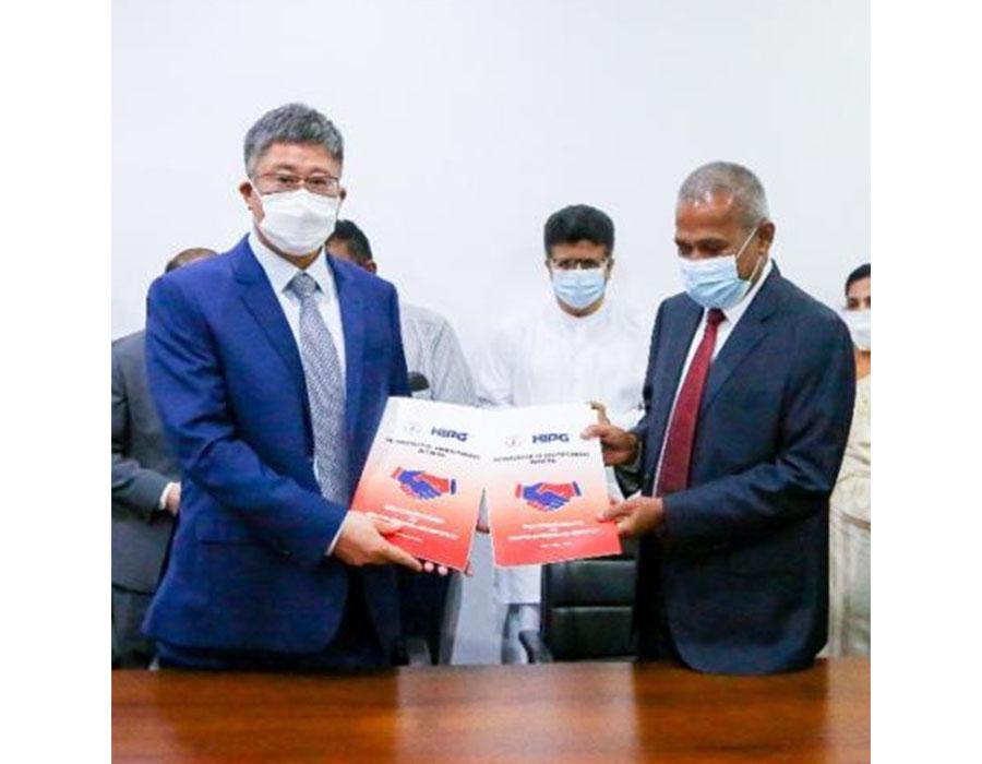 Sri Lanka: Hambantota welcomes CPC plan to build additional oil storage facilities