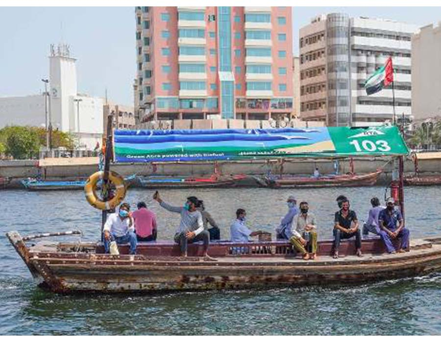Dubai's Roads and Transport Authority offers biofuel bunkers to traditional boats from July