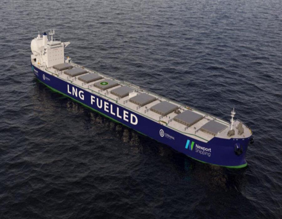 Newport Shipping: Tackling the fuel conversion conundrum