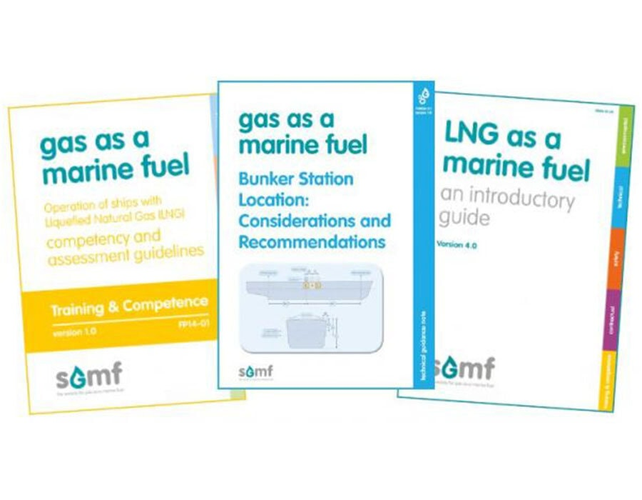 SGMF updates safety standards with new two guidelines for use of LNG as a marine fuel