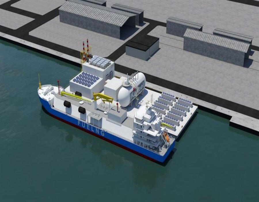 Keppel O&M FLL to utilise Wartsila hydrogen/LNG power generation engines