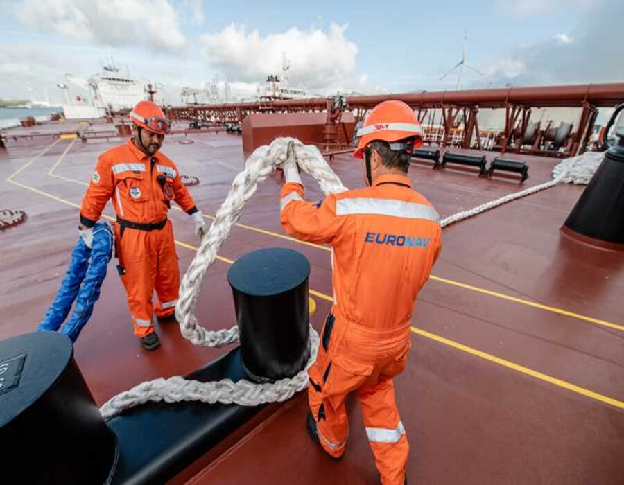 Euronav in development program with HHI, LR, DNV for ammonia-fitted tankers and newbuilds