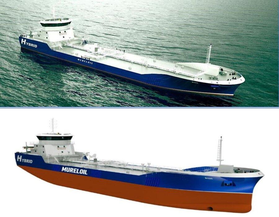 Spain: Mureloil SAU orders its first hybrid bunker tanker from Murueta Shipyard