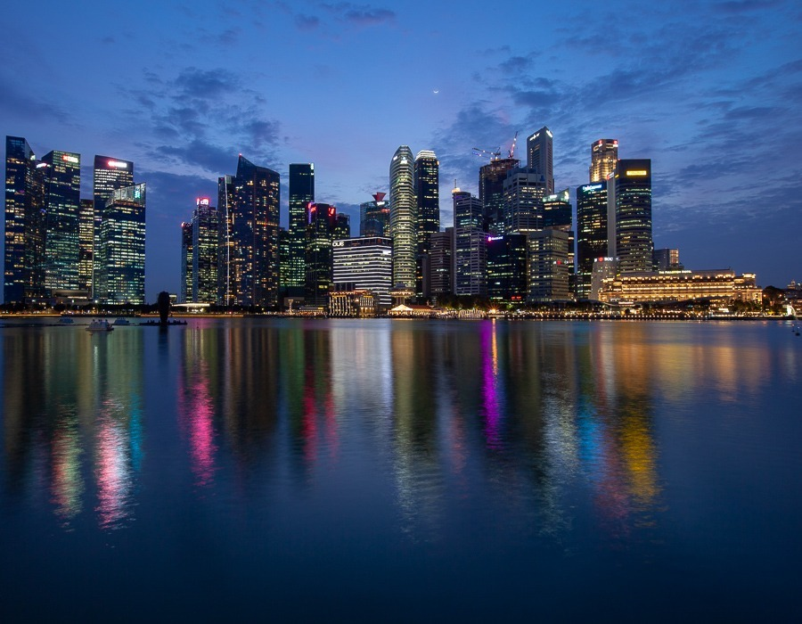 Singapore: Players complete first 'live' bunker delivery financing pilot with eBDN