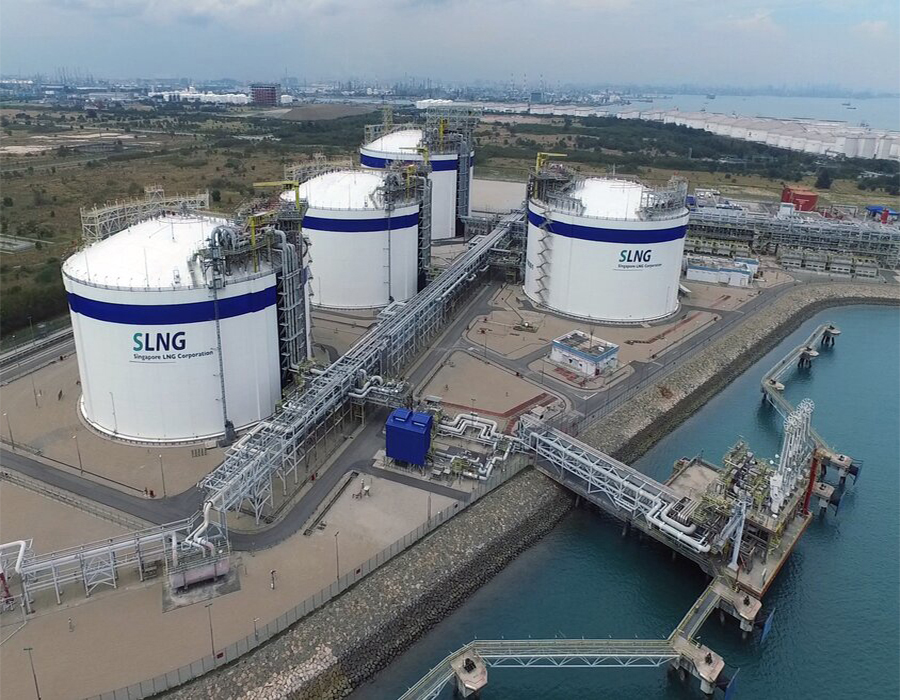 SLNG and Keppel to partner on NGL extraction project at Jurong Island