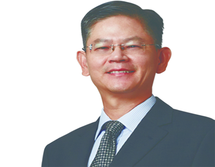 Singapore Maritime Institute welcomes newly appointed executive director