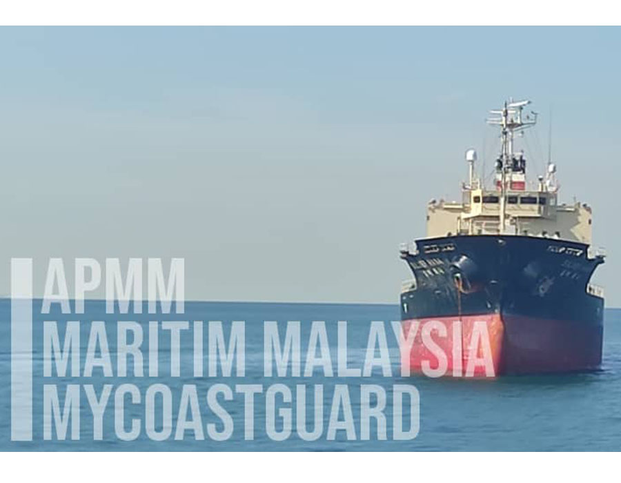 Malaysia: MMEA arrests oil tanker from South Korea over maritime violation