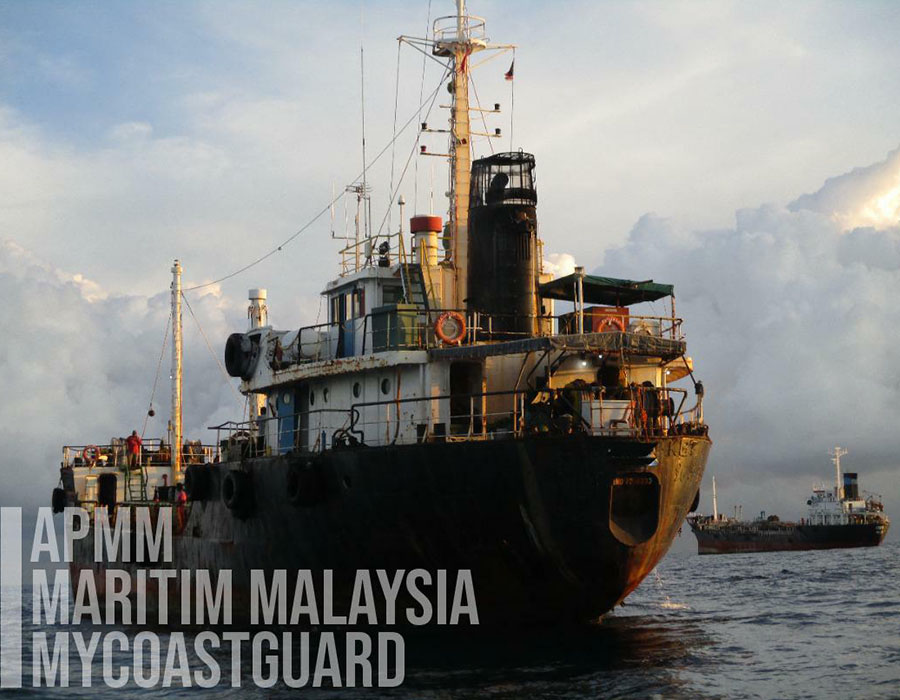 Malaysia: Malabo-registered oil tanker arrest by MMEA over alleged anchoring violation