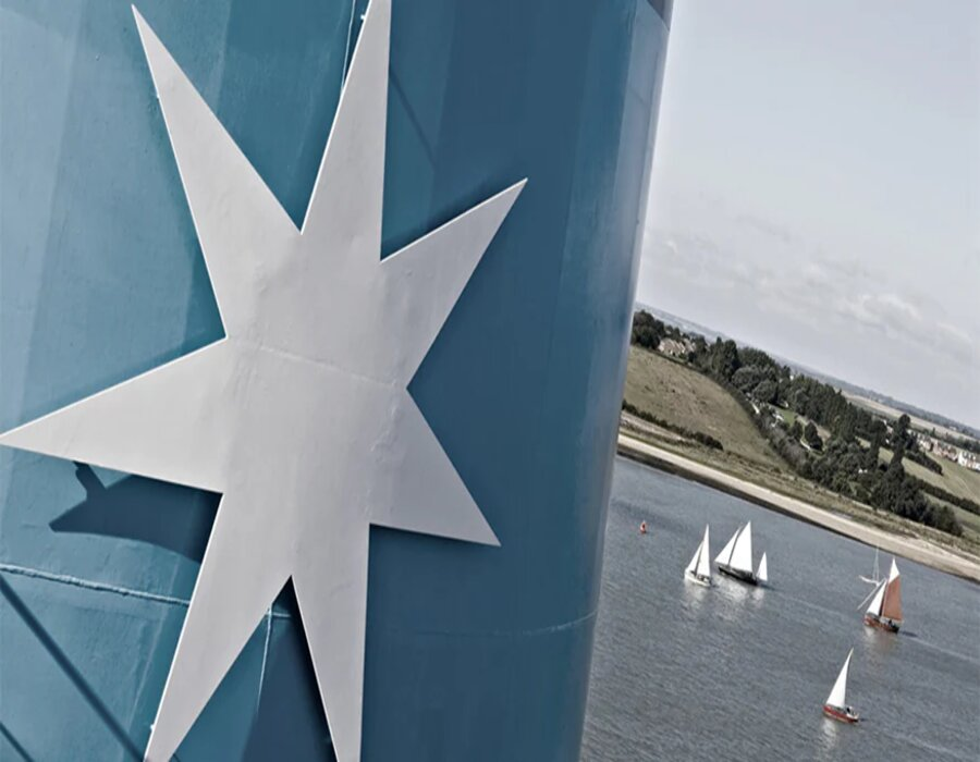 A.P. Moller – Maersk accelerates fleet decarbonisation with eight large ocean-going vessels