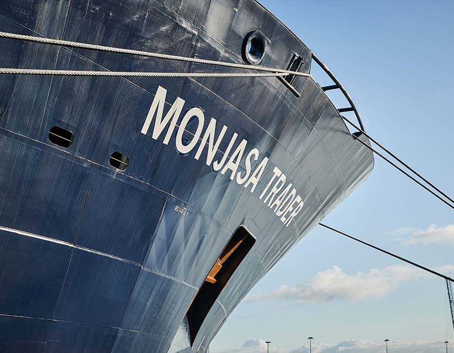 "Monjasa acquires ""Monjasa Trader"", deploys bunker tanker for West Africa ops"