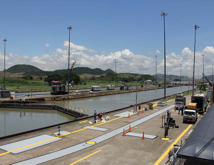 Panama marine fuel sales volume increase by 12.4% on year in July 2021