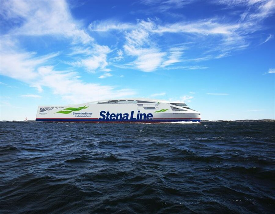 Stena Shipping and Ferries discusses company operation decarbonisation pathway