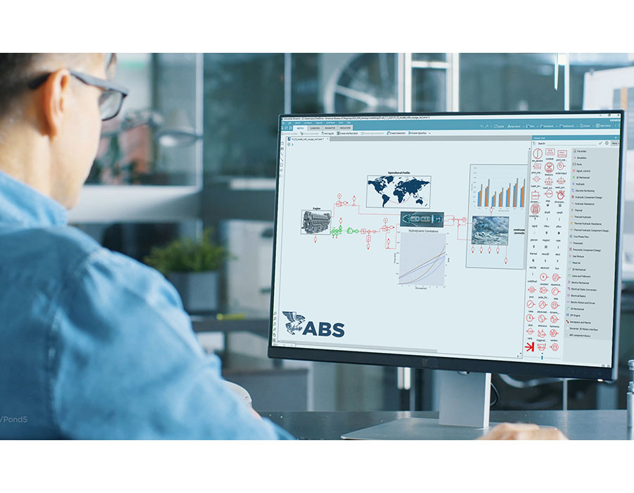 ABS launches maritime industry-first simulation decarbonisation service