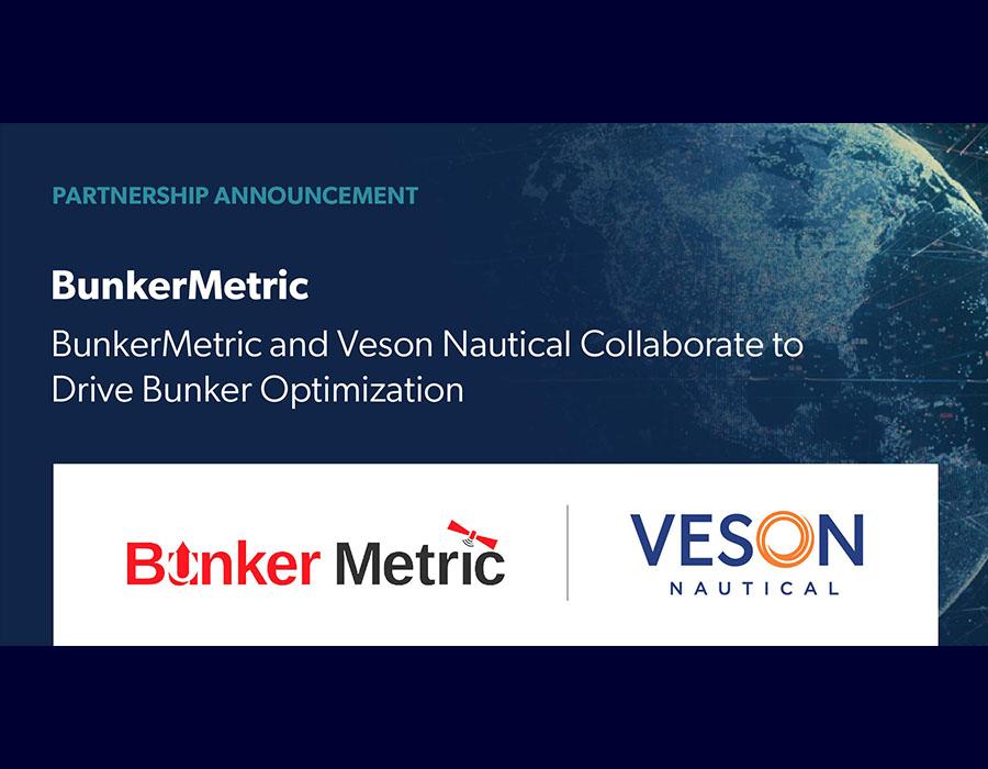BunkerMetric joins Veson Partner Network as official Platform Partner