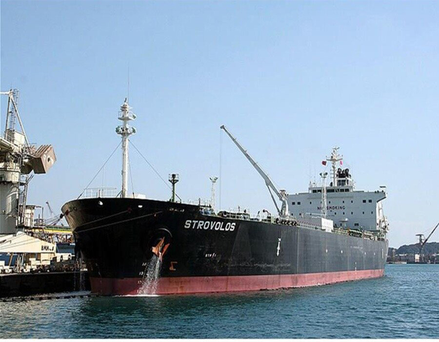 """World Tankers Management clarifies media reports of """"MT Strovolos"""""""