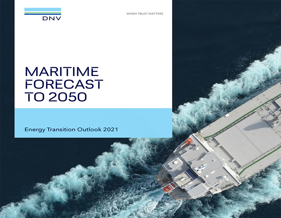 DNV introduces 'decarbonisation stairway' model helps shipowners navigate newbuild dilemmas