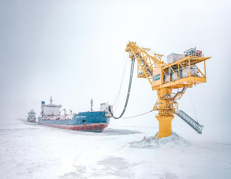 Gazprom Neft and Sovcomflot in decarbonisation talks to explore alternative marine fuels