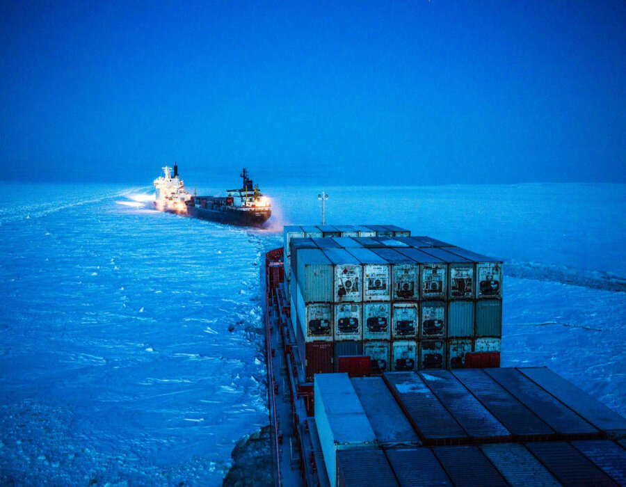 Nornickel, Rosatom, FESRC to design and build LNG-powered icebreaker for Northern Sea Route
