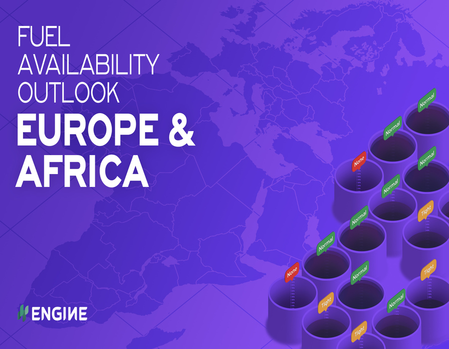 ENGINE: Europe & Africa Bunker Fuel Availability Outlook