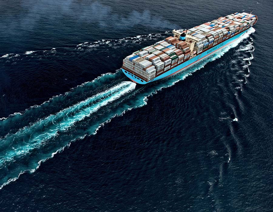 Maersk suggests IMO to propose 'drop dead date' for maritime combustion engine production