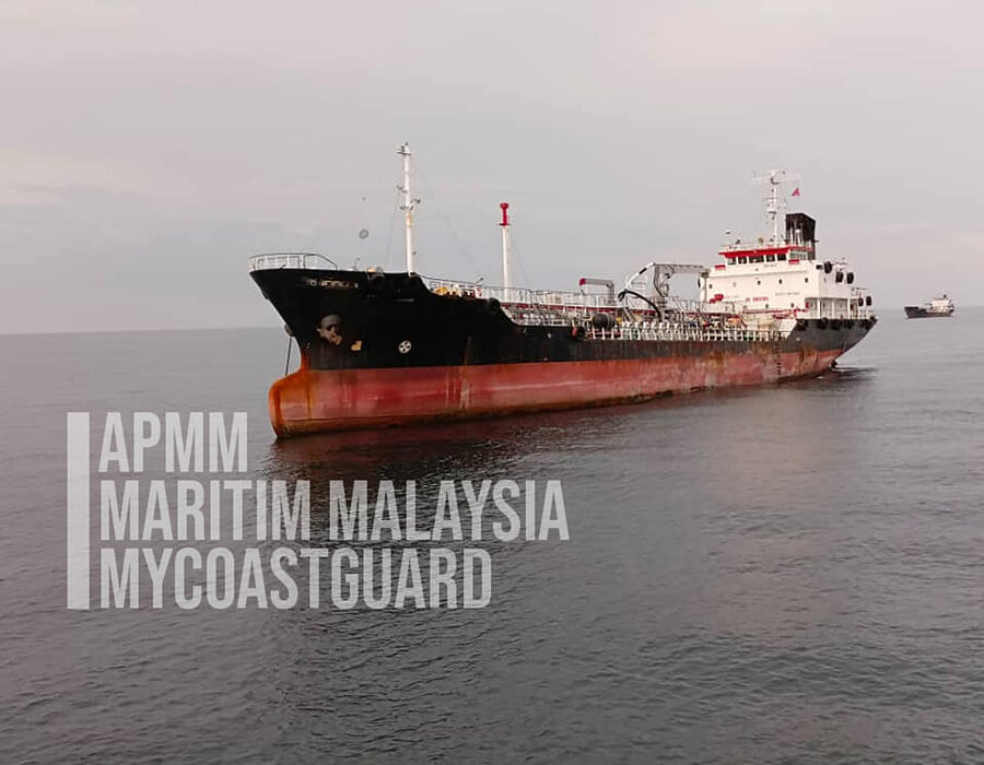 Malaysia: MMEA arrest two oil tankers during operation at East Johor