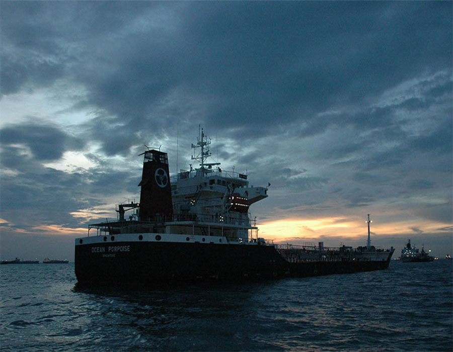 Singapore: Four oil/chemical tankers under Ocean Tankers (Pte.) Ltd arrested